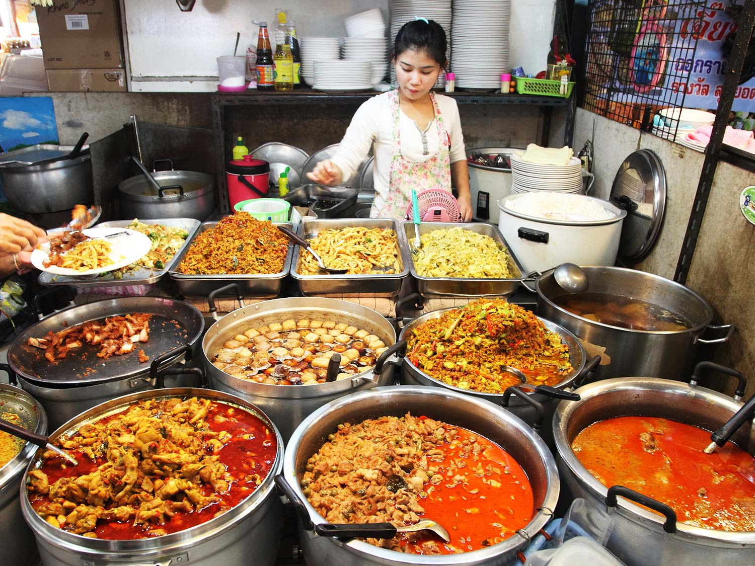 Best Thai Recipes  Best places to eat Thai street food in Bangkok Thailand