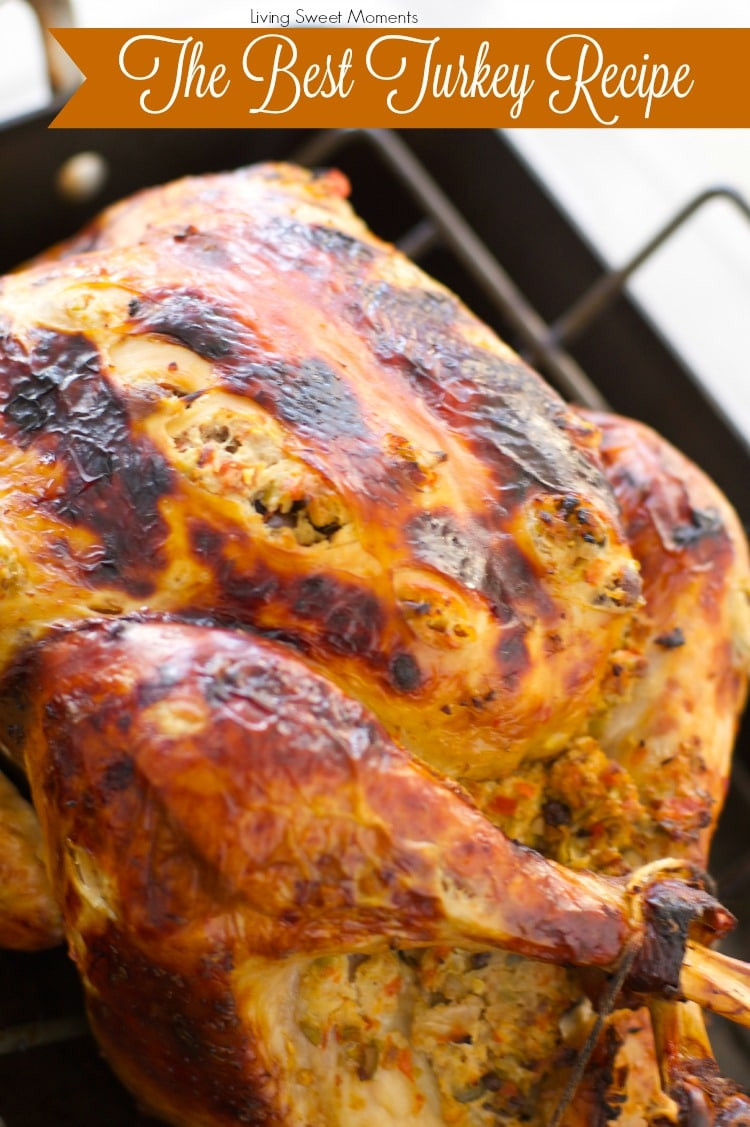 Best Thanksgiving Turkey Recipe  The World s Best Turkey Recipe A Tutorial Living Sweet