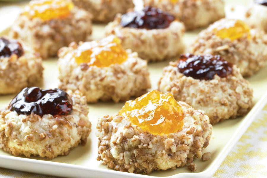 Best Thumbprint Cookies  Thumbprint Cookies Best Loved Cookie Recipes and Bar