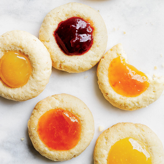 Best Thumbprint Cookies  5 Best Thumbprint Cookie Recipes