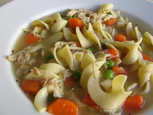 Best Turkey Soup  Simple Leftover Turkey Noodle Soup & 7 More Leftover