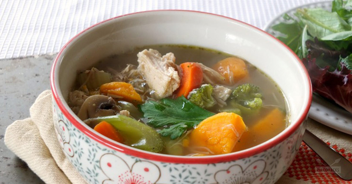 Best Turkey Soup  The Best Leftover Turkey Soup Recipe