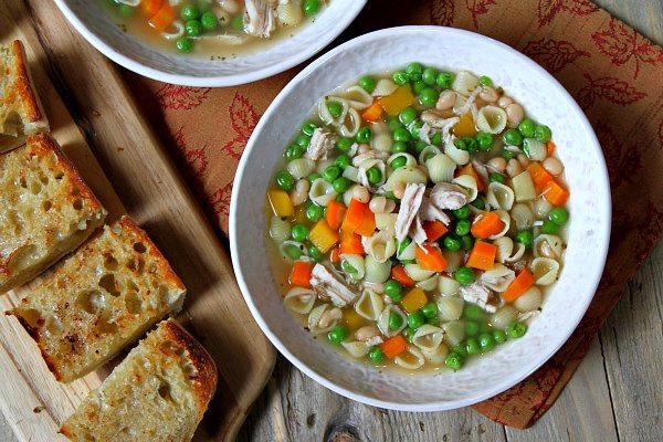 Best Turkey Soup  Best Turkey Soup Recipe Recipe Girl