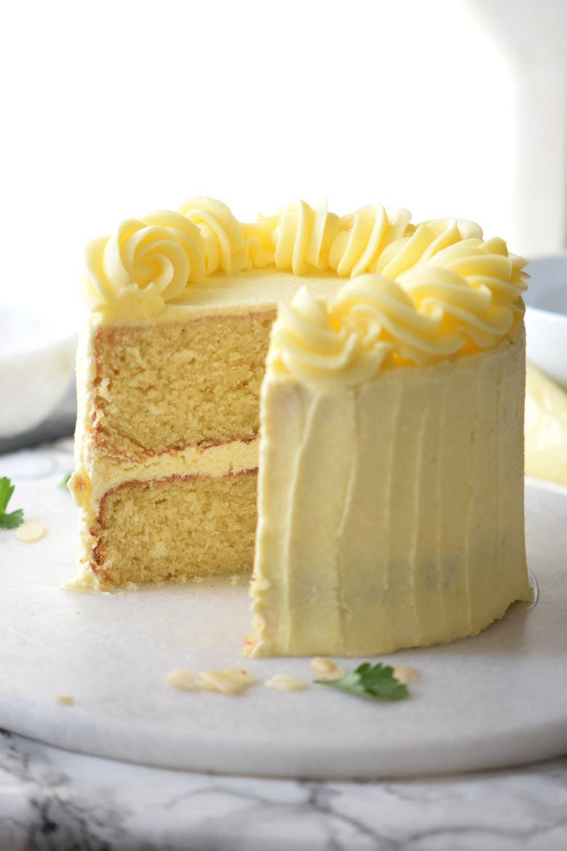 Best Vanilla Cake Recipe  The Very Best Vanilla Layer Cake Recipe Carmela POP