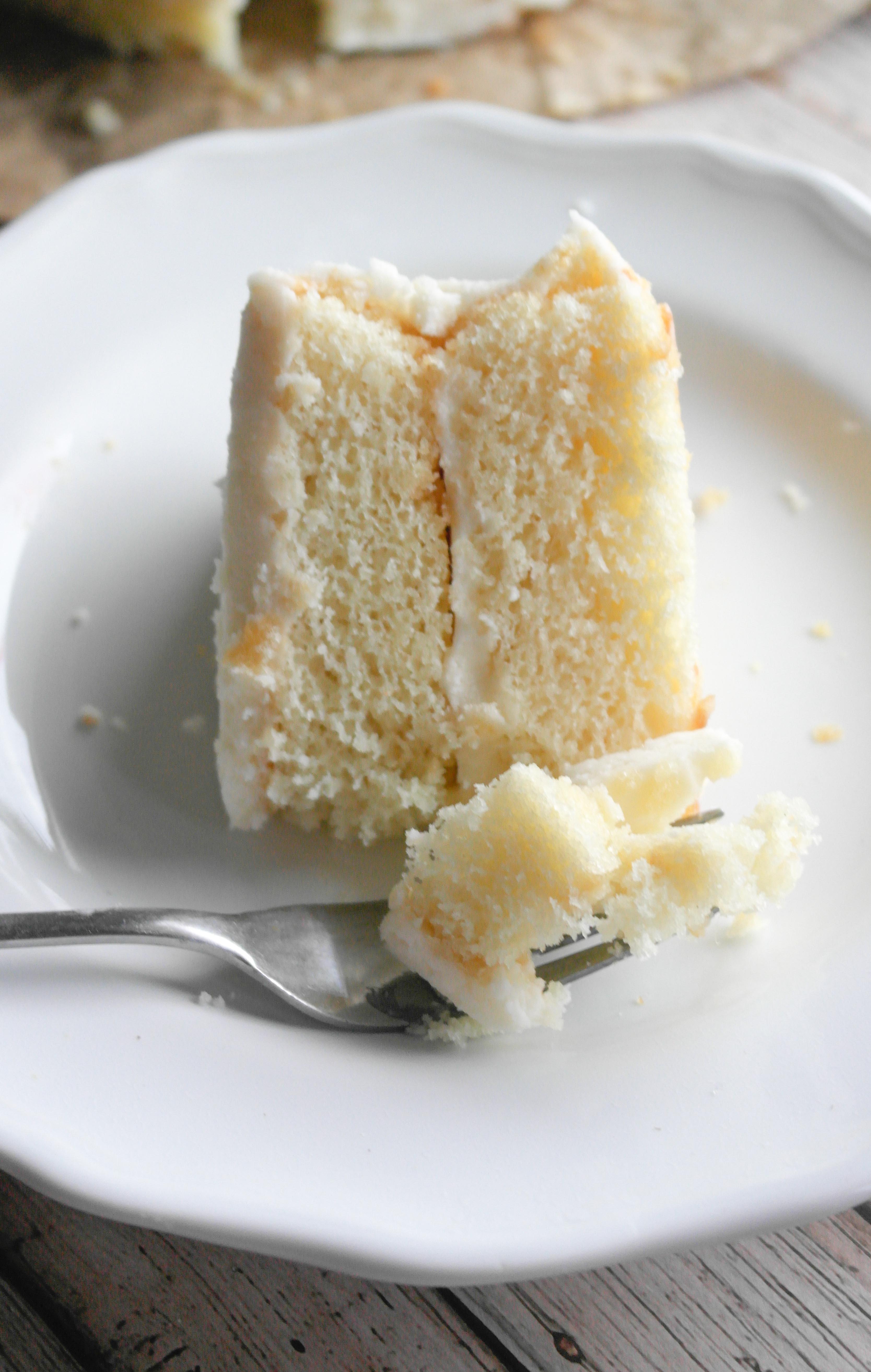 Best Vanilla Cake Recipe  The Best Vanilla Cake – Baking Is A Science