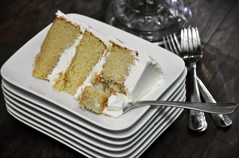 Best Vanilla Cake Recipe  Best Vanilla Cake Recipe Ever • Cakes