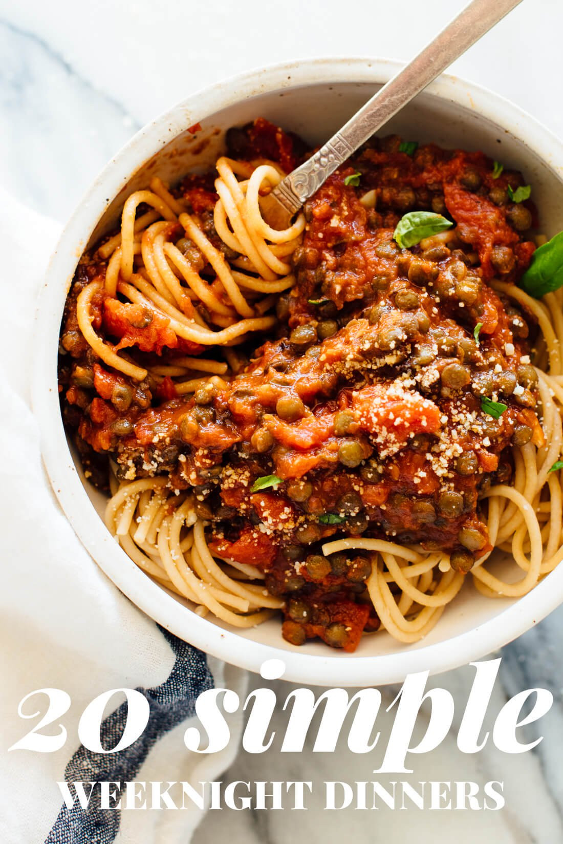 Best Vegan Dinner Recipes  20 Simple Ve arian Dinner Recipes Cookie and Kate