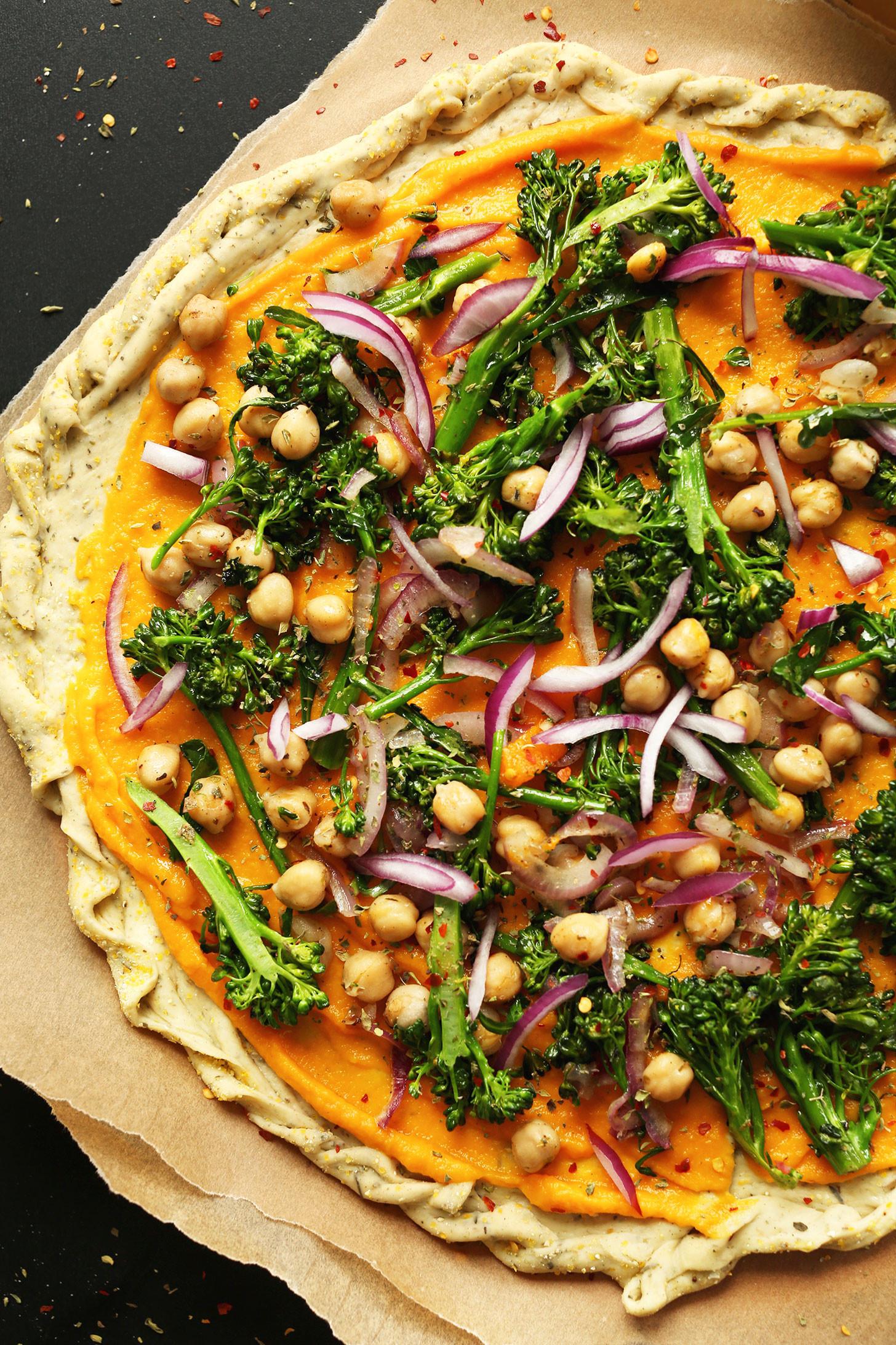 Best Vegetarian Dinner Recipes  Ultimate Vegan Pizza Recipe Round Up