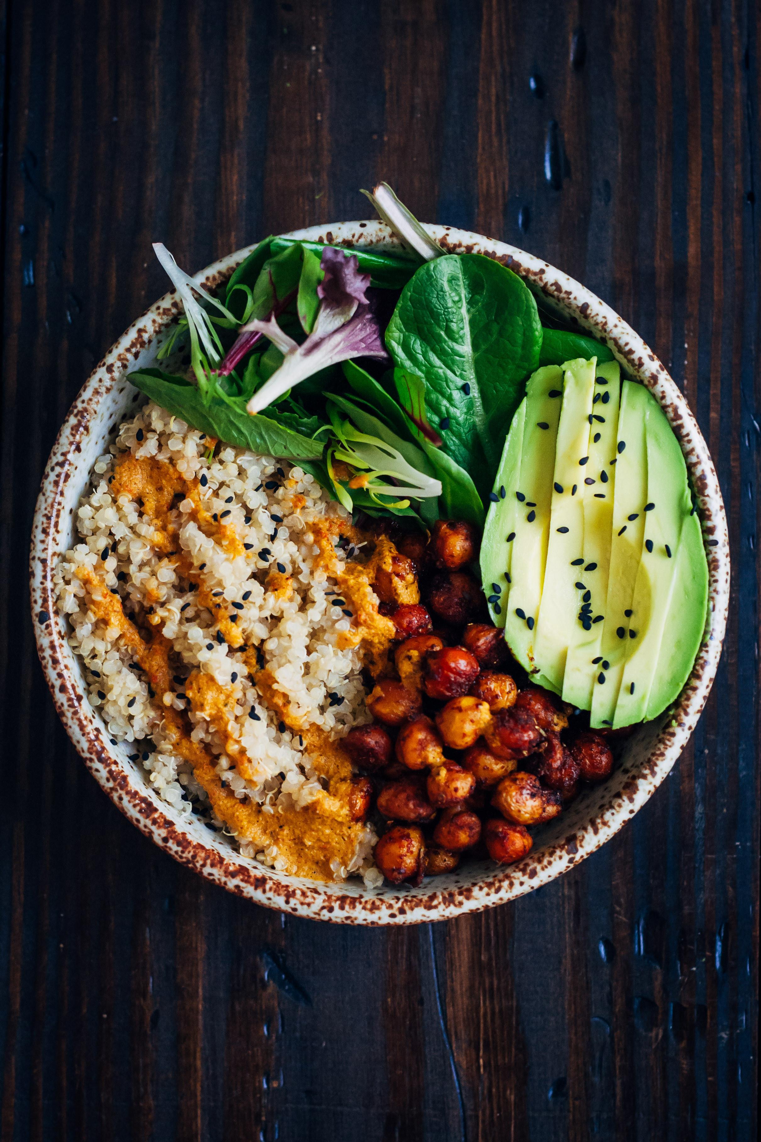 Best Vegetarian Dinner Recipes  The Vegan Buddha Bowl