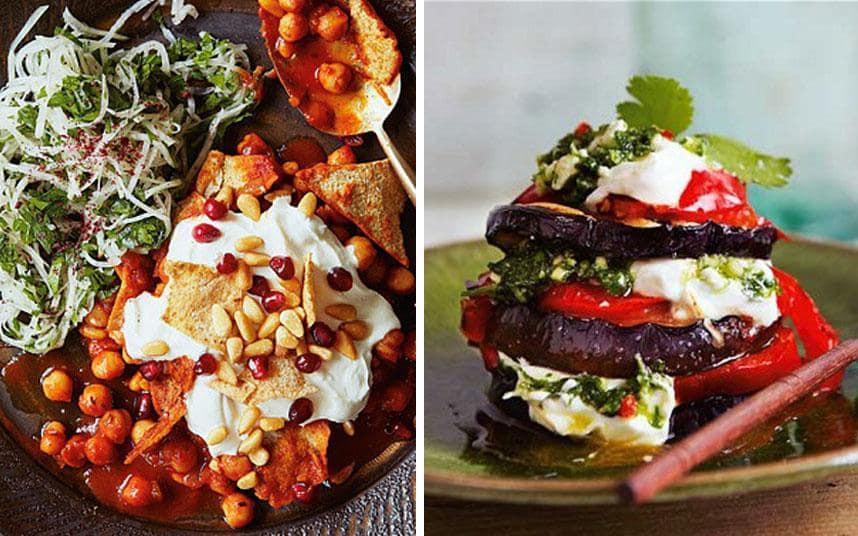 Best Vegetarian Dinner Recipes  The best ve arian recipes