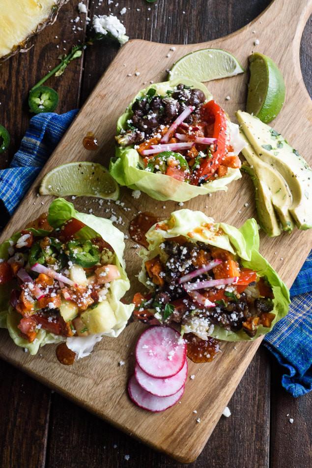 Best Vegetarian Recipes  The Best Ve arian Lettuce Wraps Recipe