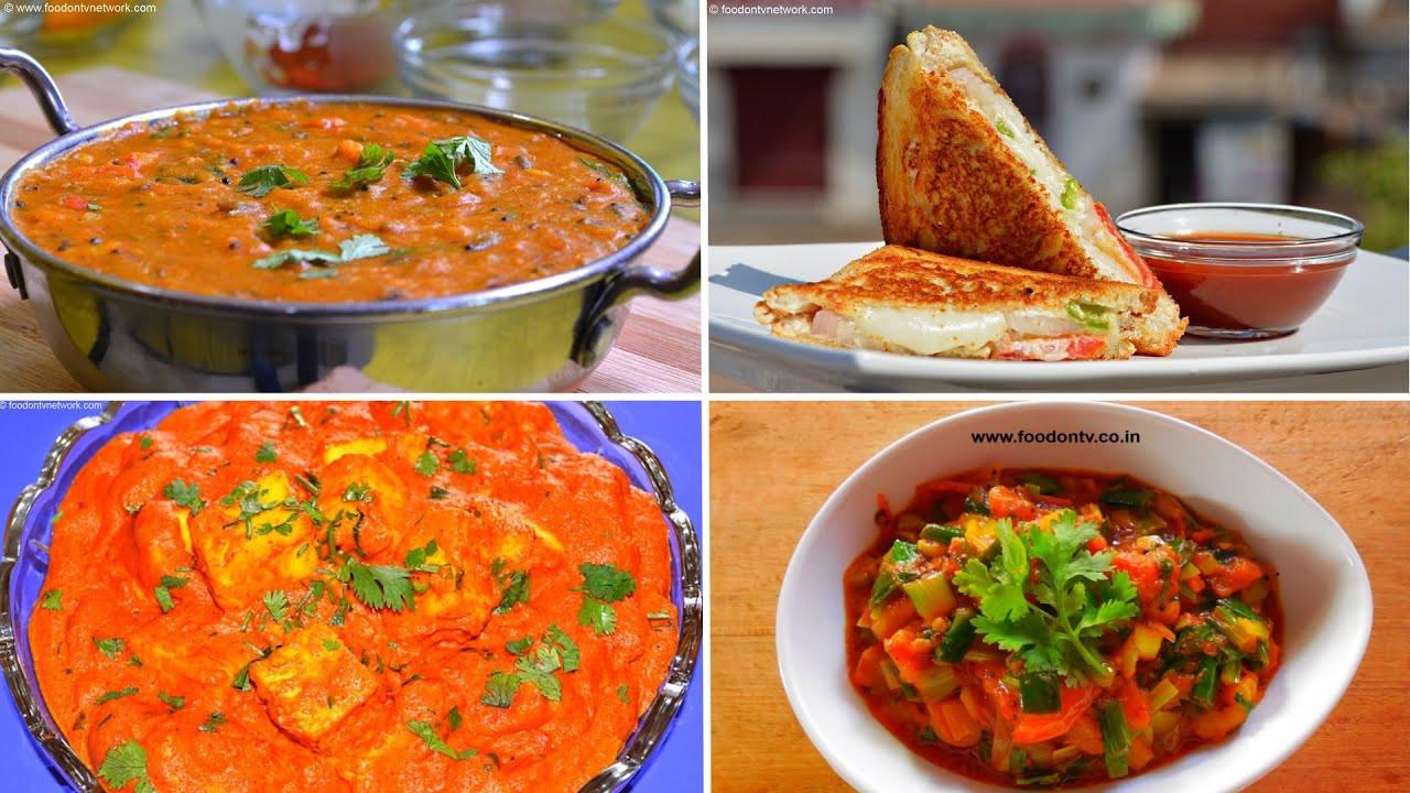 Best Vegetarian Recipes  Best 5 Recipes for Beginner