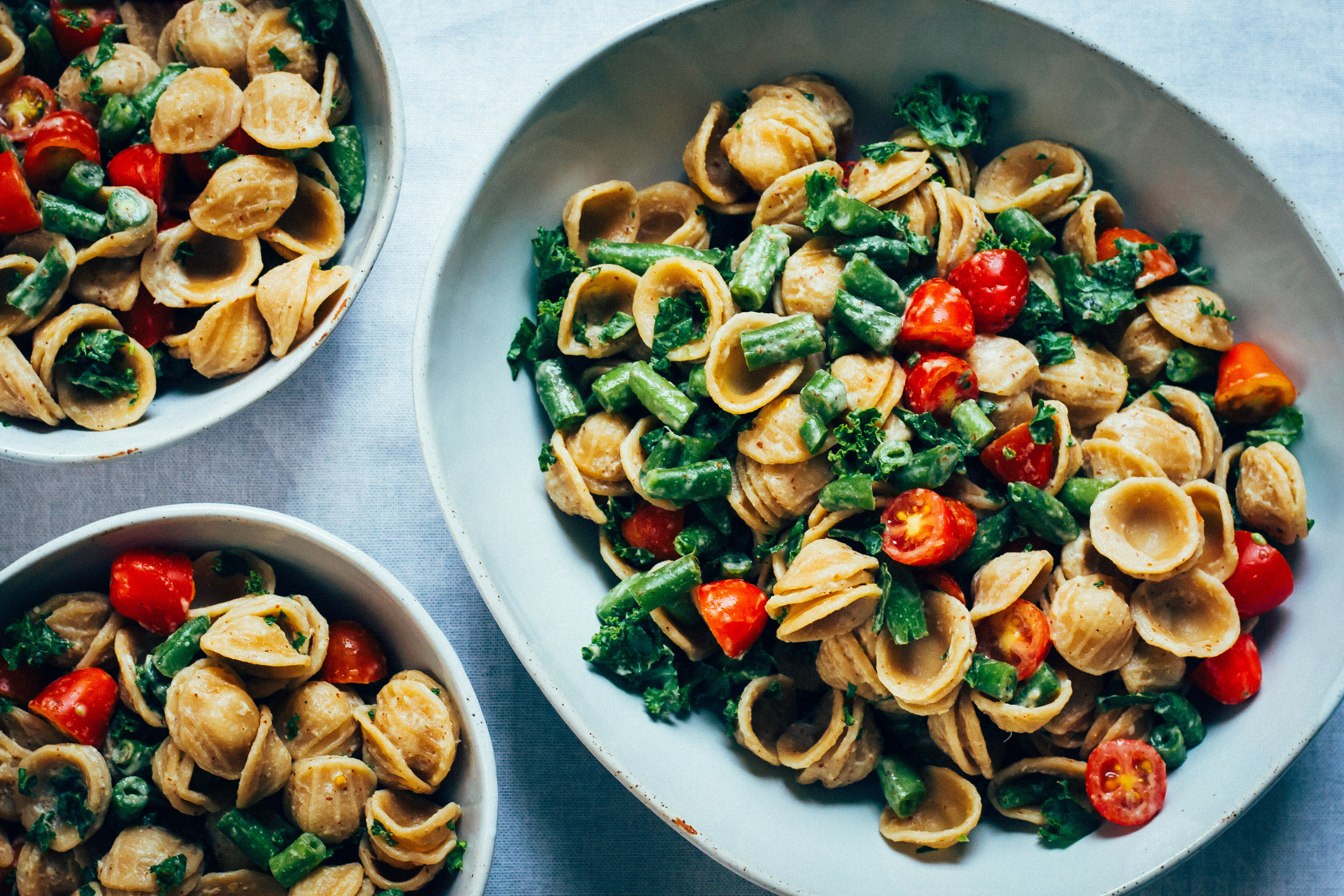 Best Vegetarian Recipes  The Best Vegan Pasta Salad