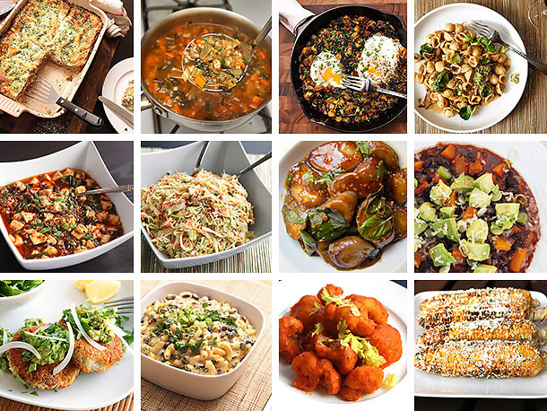 Best Vegetarian Recipes  The 18 Best Ve arian Recipes of 2013