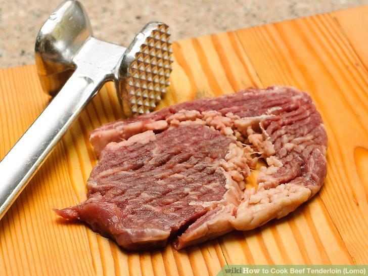 Best Way To Cook Beef Tenderloin  3 Ways to Cook Beef Tenderloin Lomo wikiHow