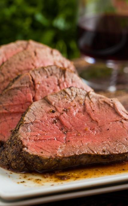 Best Way To Cook Beef Tenderloin  Scrumpdillyicious Beef Tenderloin with Horseradish Dill Sauce