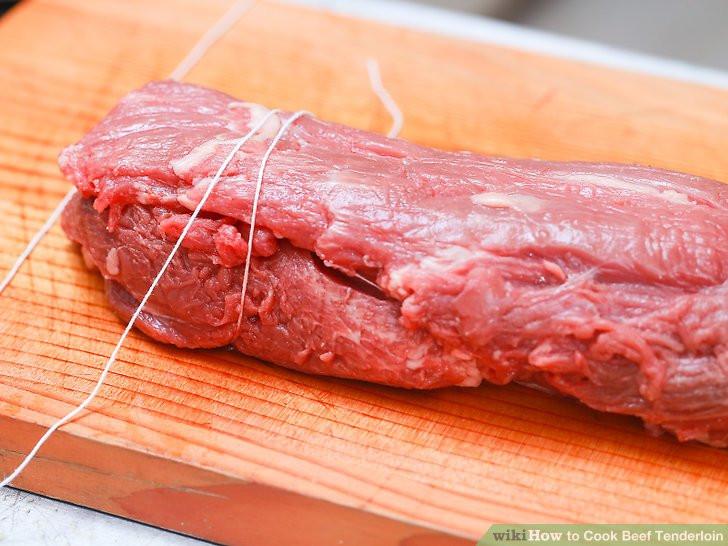 Best Way To Cook Beef Tenderloin  4 Ways to Cook Beef Tenderloin