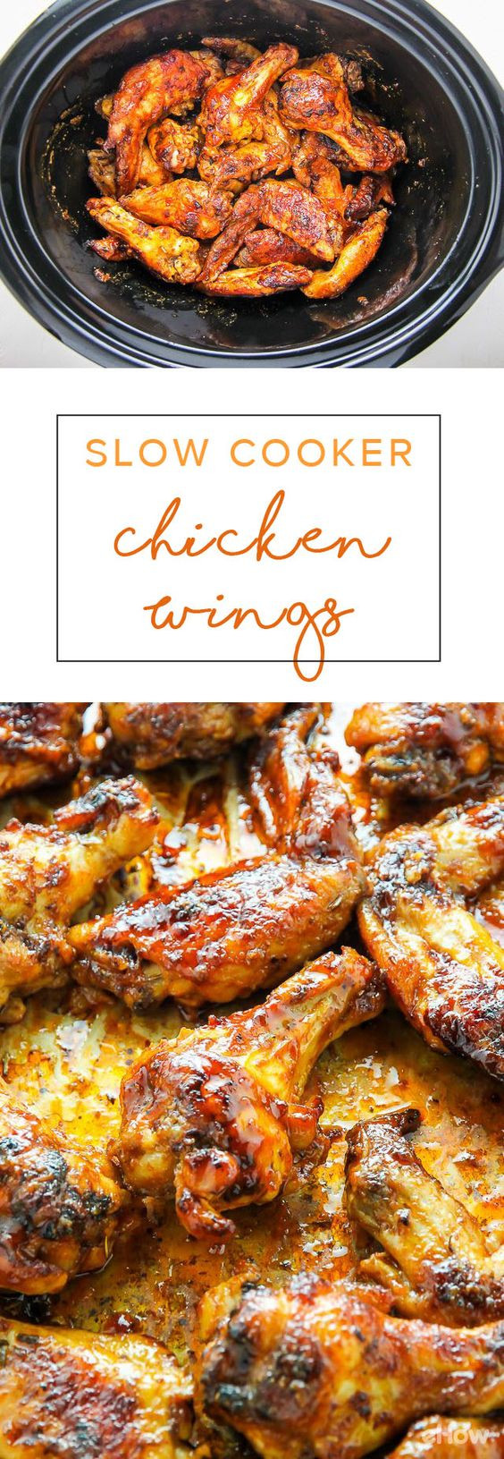Best Way To Cook Chicken Wings  Smart Slow Cooker Recipes