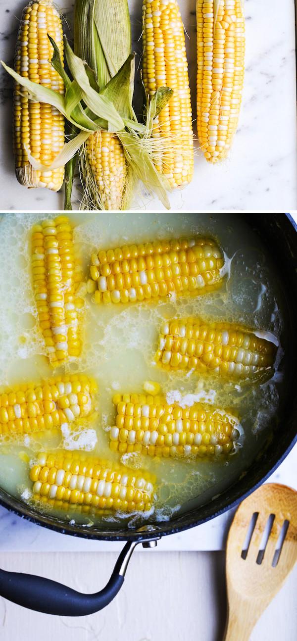 Best Way To Grill Corn  Rachel Schultz THE BEST WAY TO MAKE CORN ON THE COB