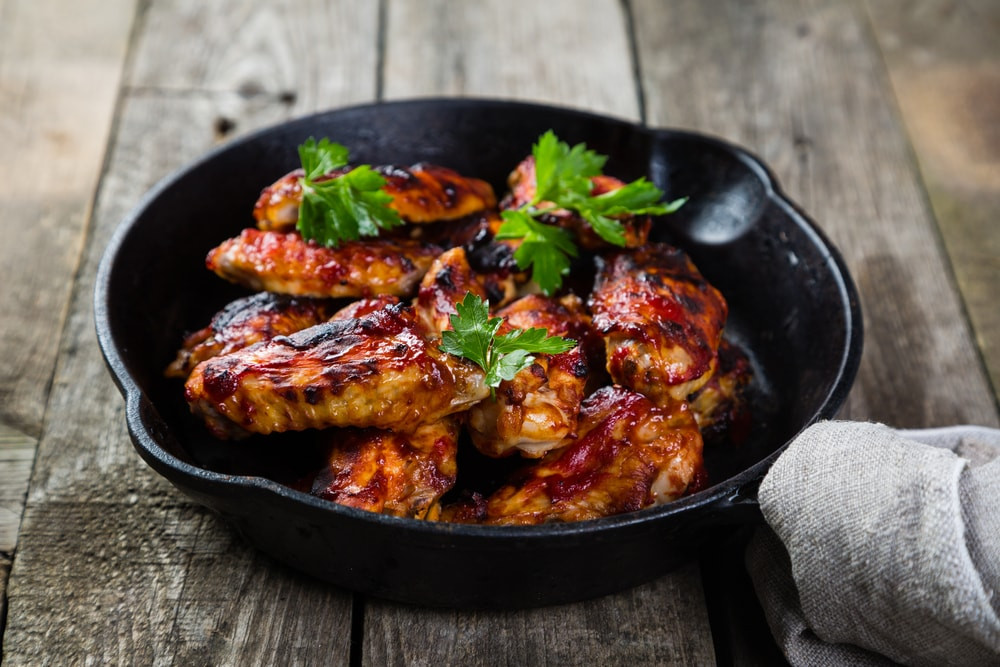 Best Way To Reheat Chicken Wings  The Four Easy Ways on How to Reheat Chicken Wings
