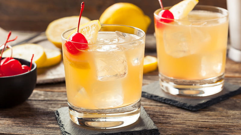 Best Whiskey Cocktails  Choosing the Best Whiskey for a Whiskey Sour