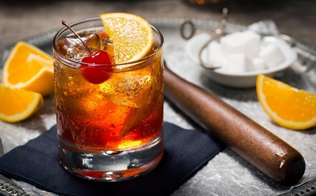 Best Whiskey Cocktails  10 of the best bourbon cocktails Telegraph
