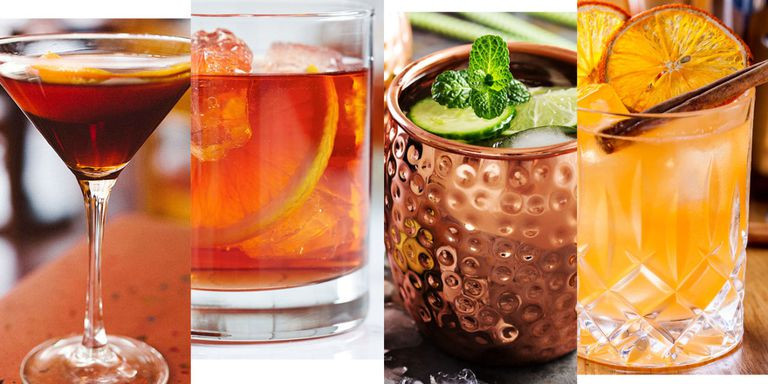 Best Whiskey Cocktails  Best Whiskey Drinks and Cocktails for Fall 2017 Whiskey