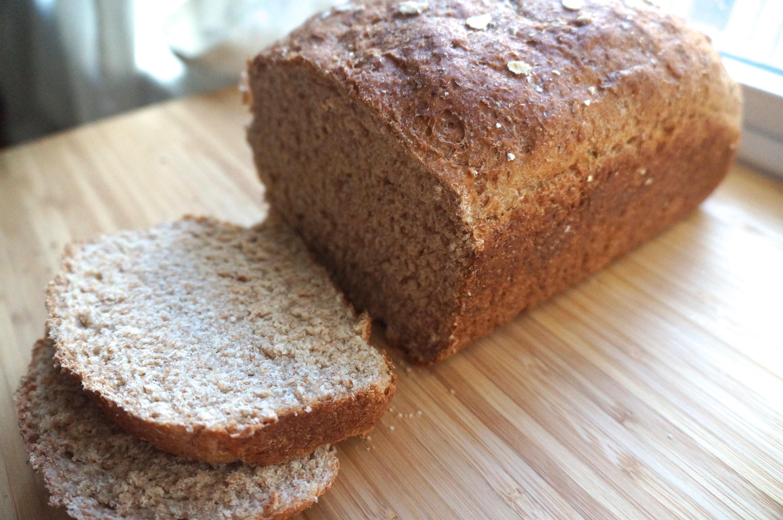 Best Whole Grain Bread  Easy Whole Grain Bread – Kelly Toups MLA RD LDN