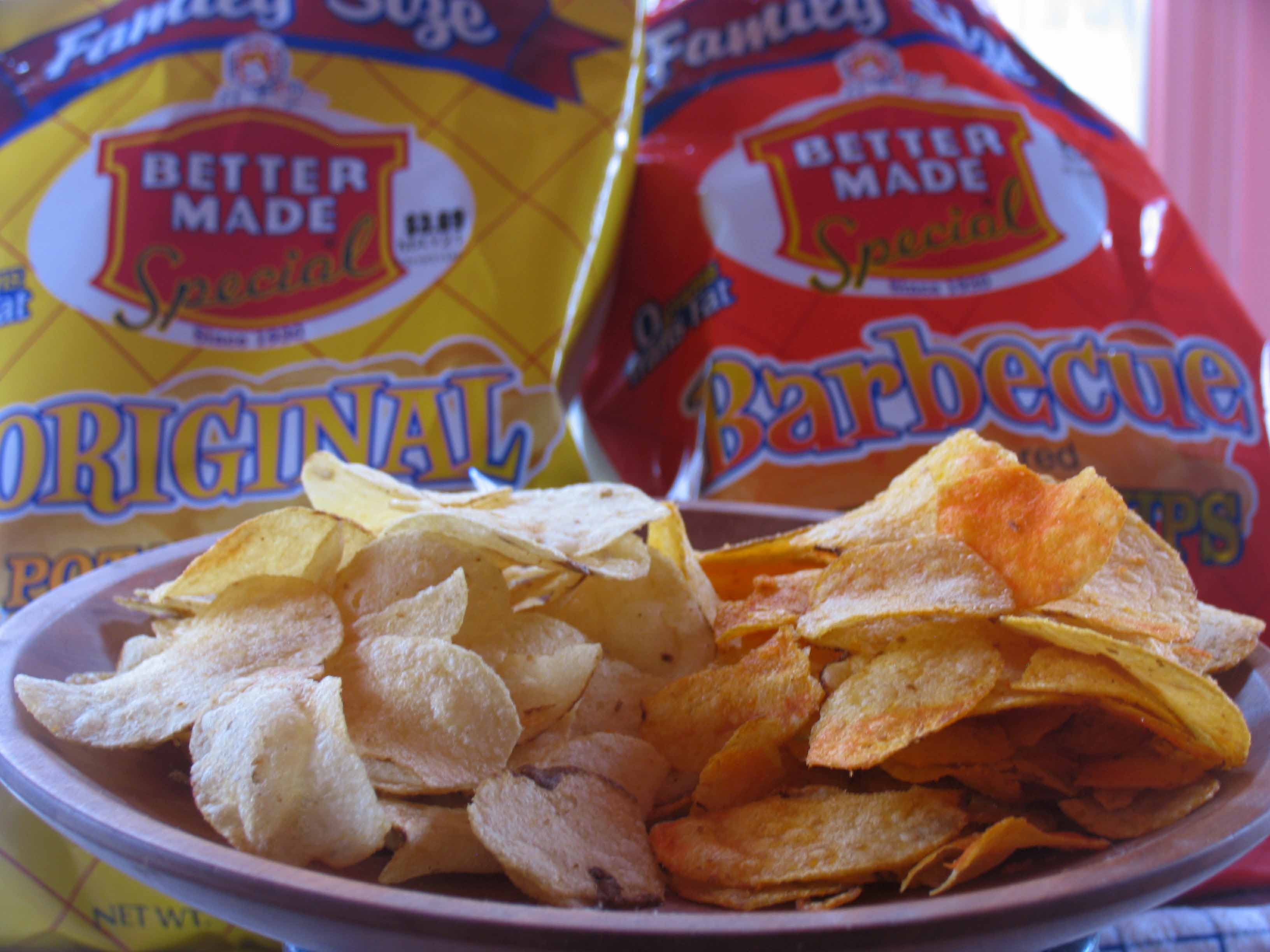 Better Made Potato Chips  Everyday is Potato Chip Day