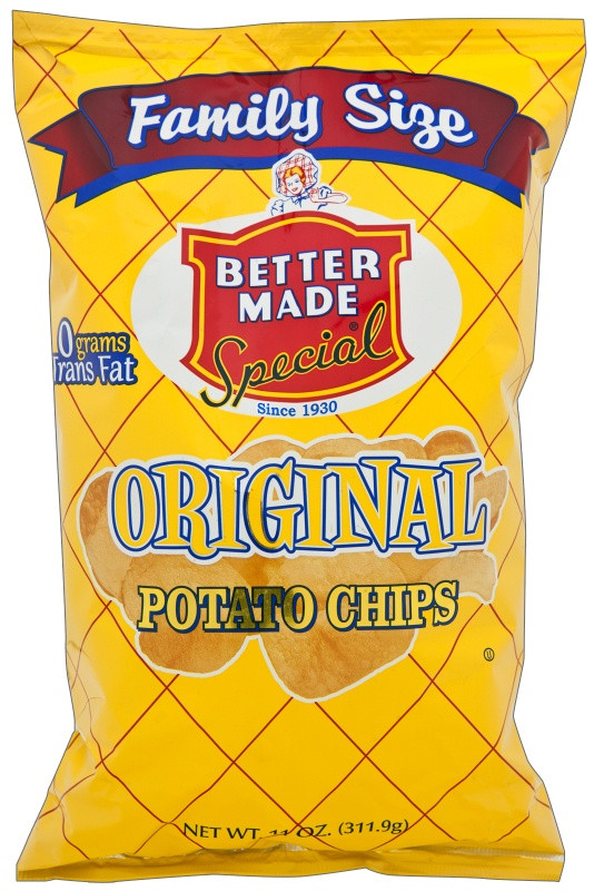Better Made Potato Chips  17 Best images about Better Made on Pinterest