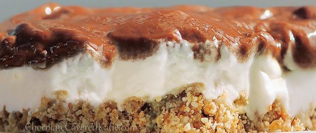 Better Than Robert Redford Dessert  in a Pan