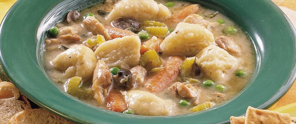 Betty Crocker Chicken And Dumplings  Slow Cooked Chicken and Dumplings recipe from Betty Crocker