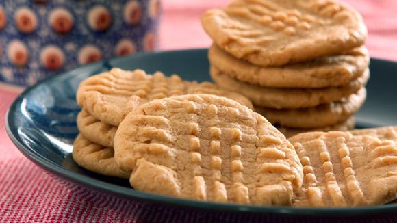Betty Crocker Peanut Butter Cookies  Peanut Butter Cookies Grandparents