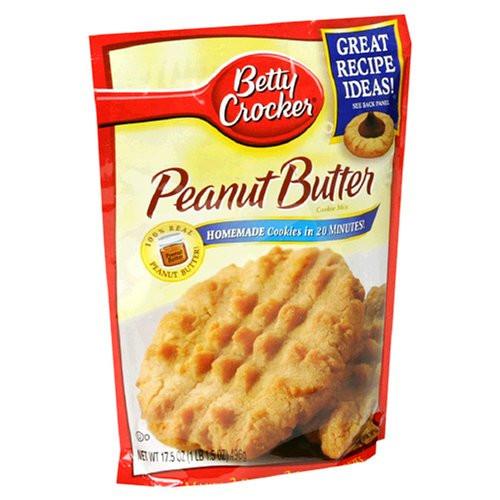 Betty Crocker Peanut Butter Cookies  Peanut Butter Thumbprints
