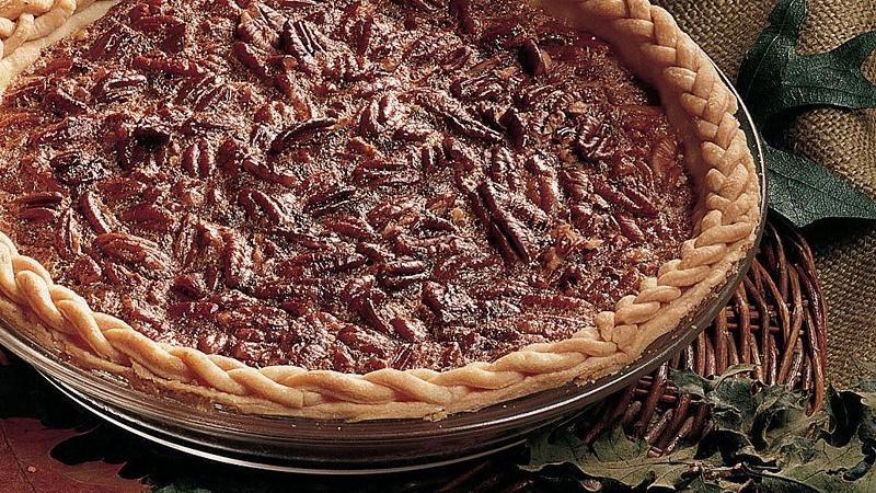 Betty Crocker Pecan Pie  Decadent Pecan Pie lighter recipe