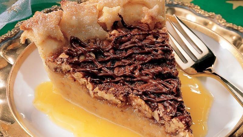 Betty Crocker Pecan Pie  Orange Pecan Pie recipe from Betty Crocker