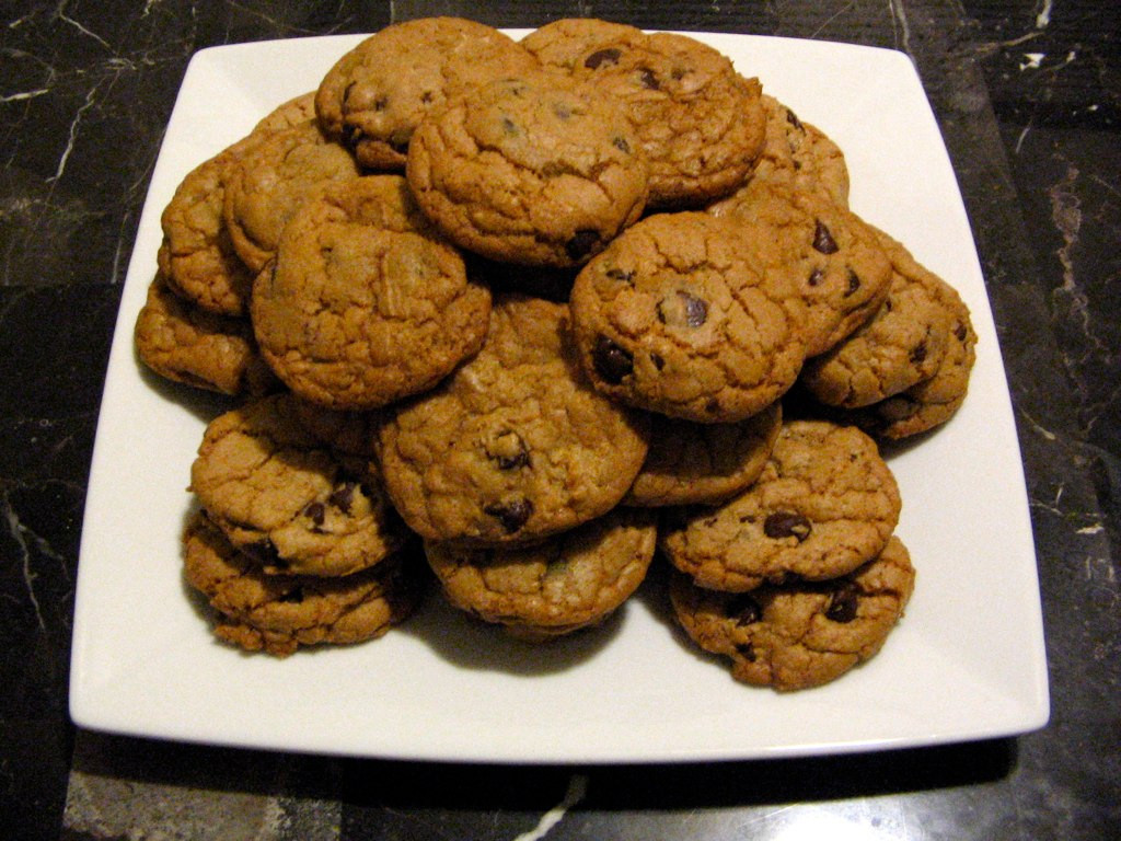 Big Fat Chewy Chocolate Chip Cookies  Best Big Fat Chewy Chocolate Chip Cookies 01