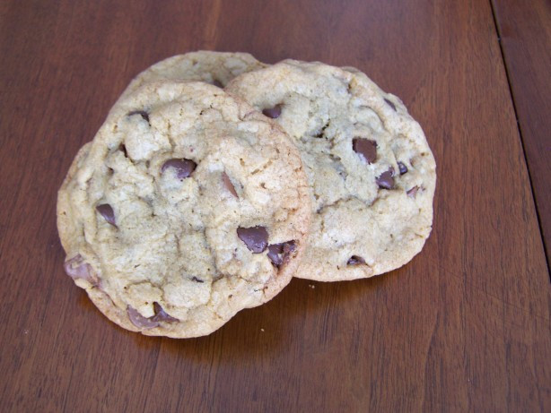 Big Fat Chewy Chocolate Chip Cookies  Big Fat Chewy Chocolate Chip Cookies Recipe Food
