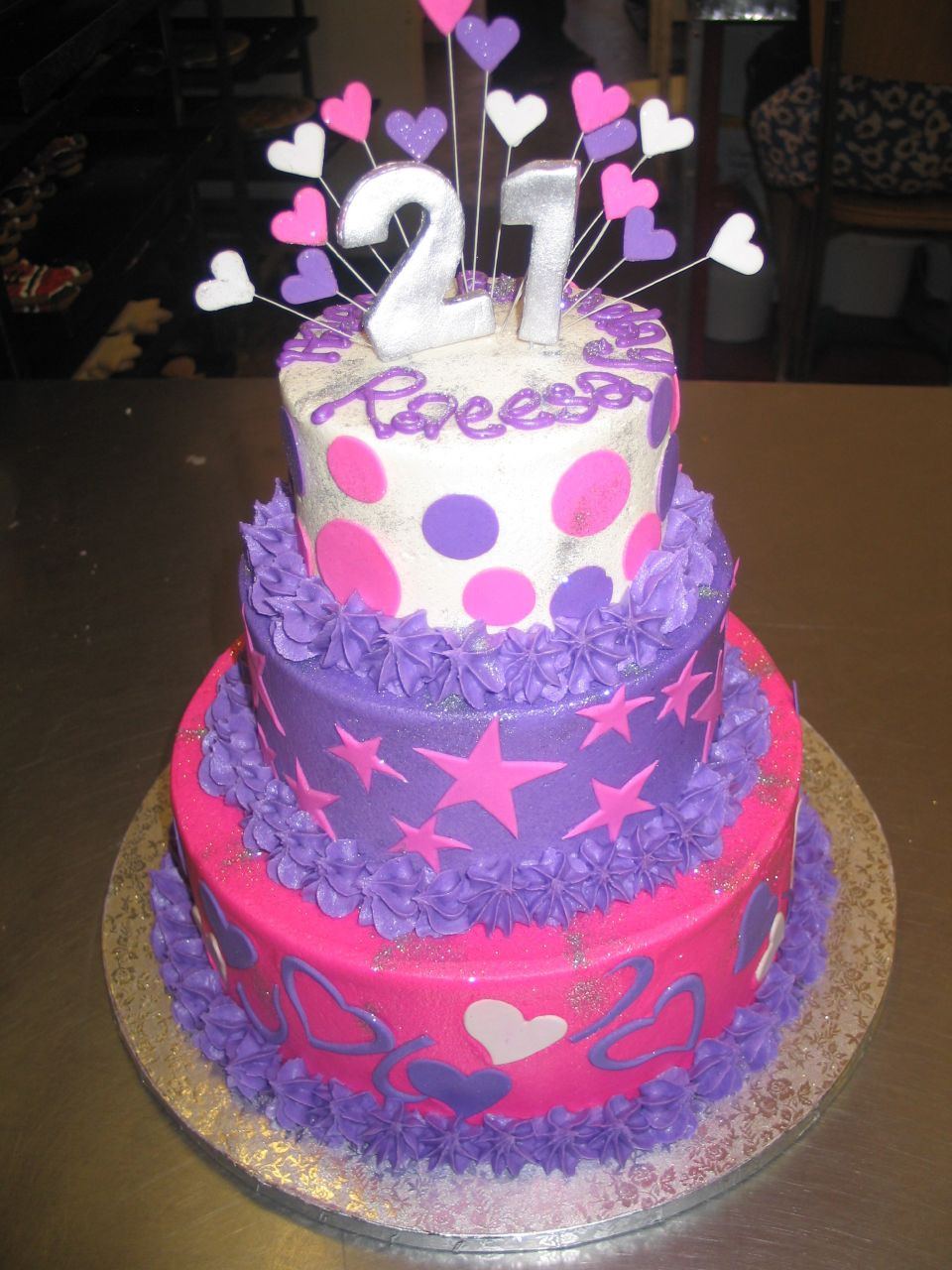 Birthday Cake Designs  21st Birthday Cakes – Decoration Ideas