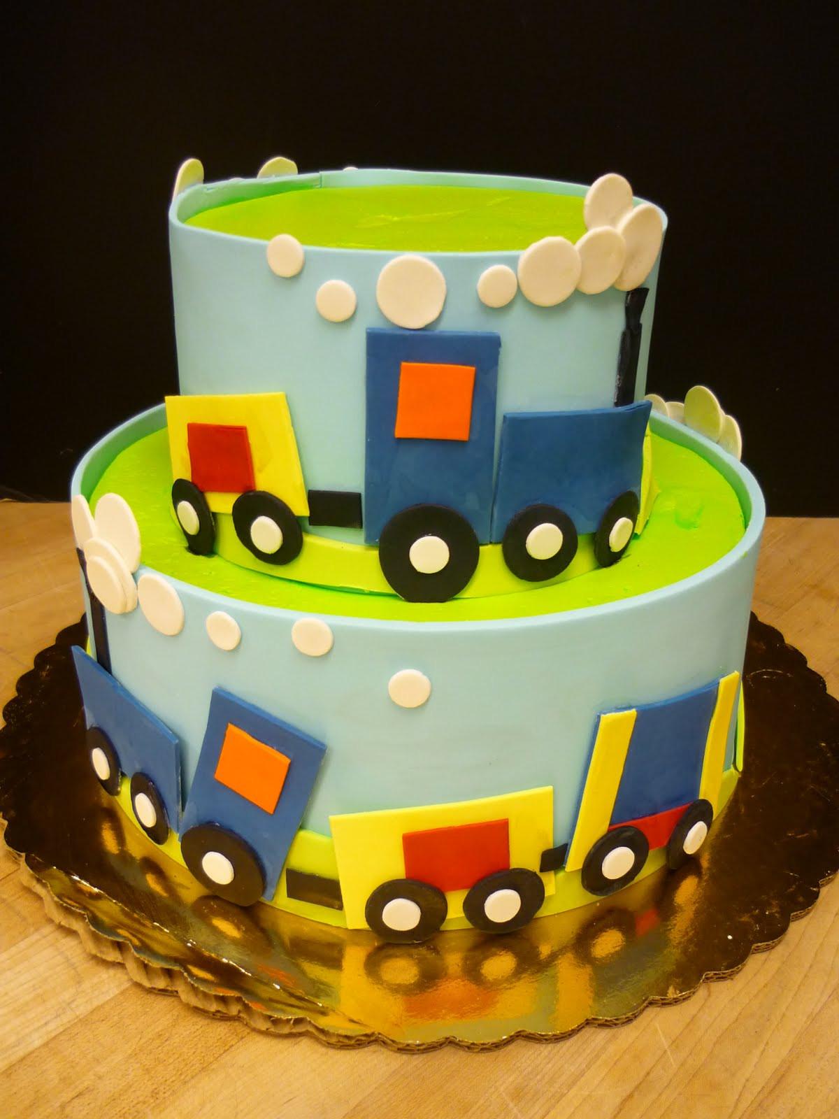 Birthday Cake Designs  Train Cakes – Decoration Ideas