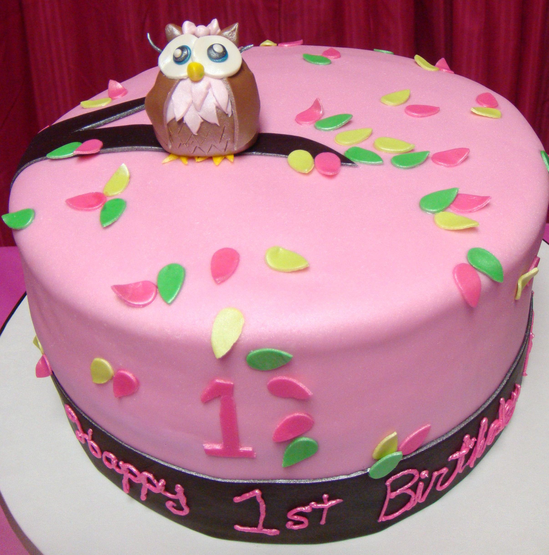 Birthday Cake Designs  Owl Cakes – Decoration Ideas