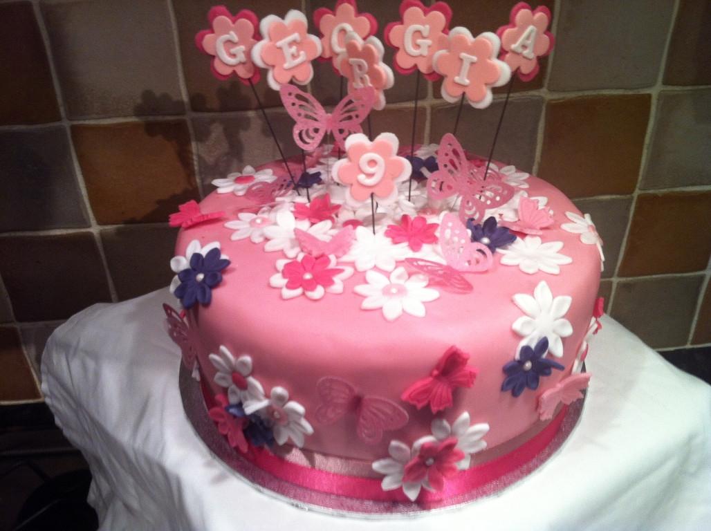 Birthday Cake Designs  Walmart Birthday Cake Designs for Adults