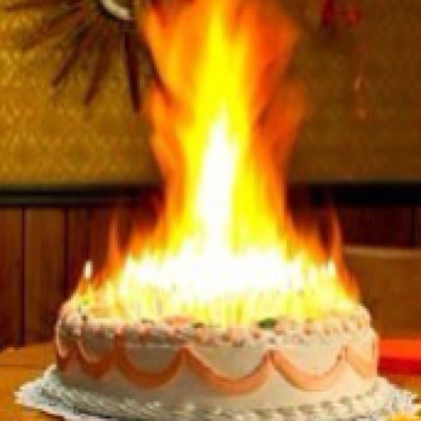 Birthday Cake Fire  17 Best images about Happy Birthday on Pinterest