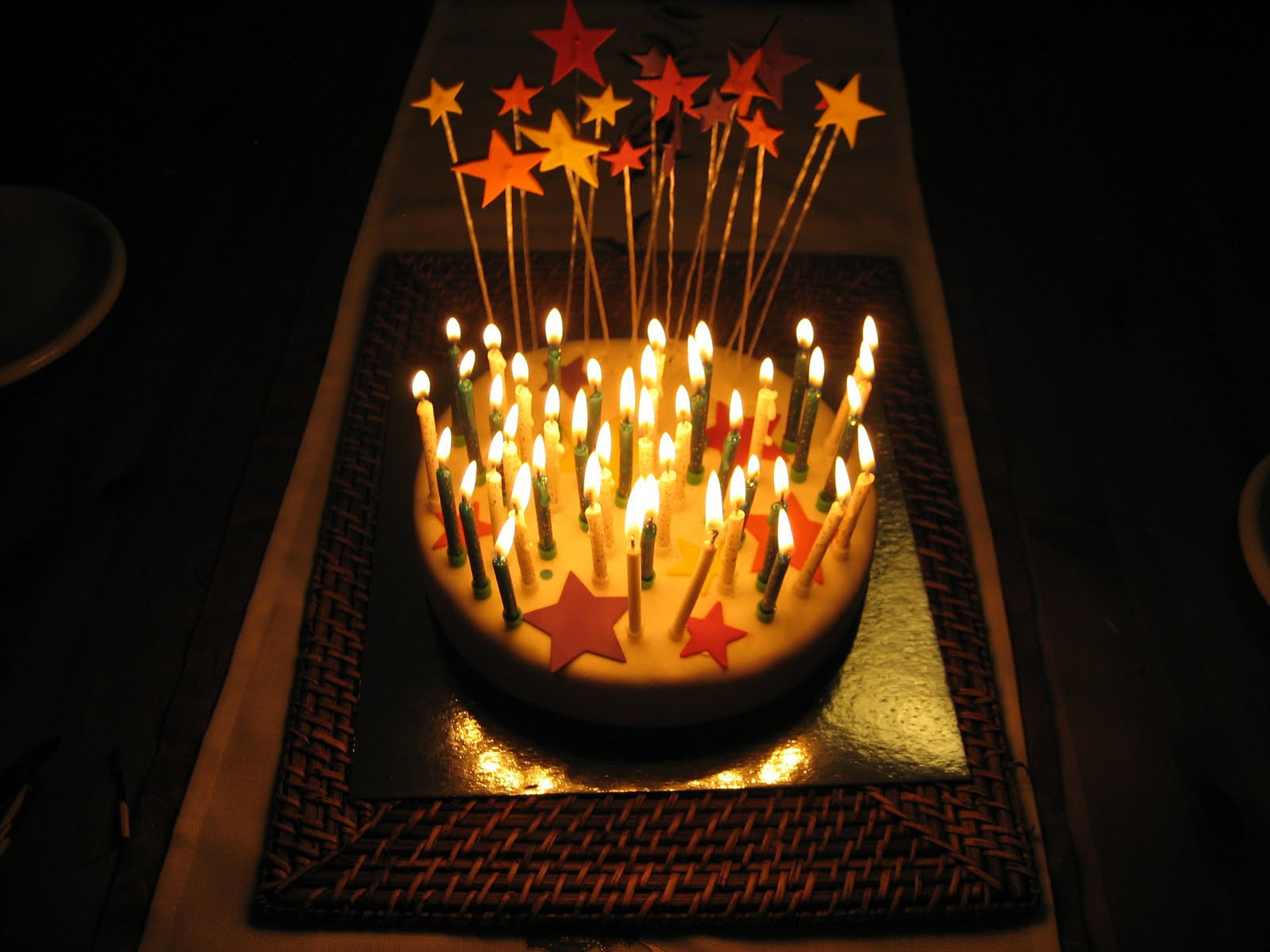 Birthday Cake Fire  DarkDwarf Blog Birthday Cake Fire Hazard
