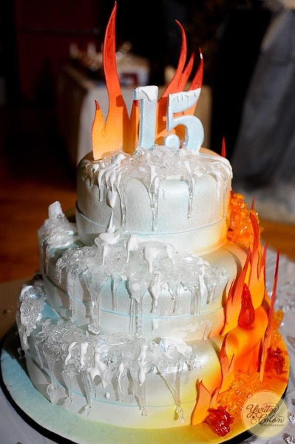 Birthday Cake Fire  337 best images about Hot Cakes on Pinterest