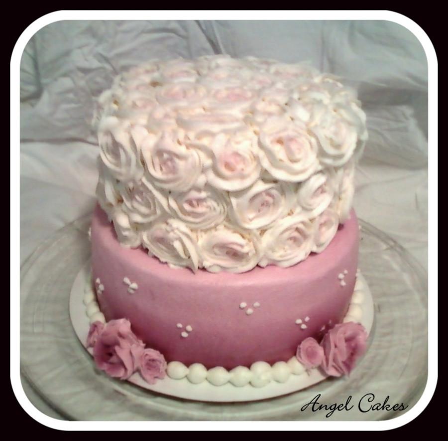 Birthday Cake For Mom  Mom s 60Th Birthday Cake CakeCentral