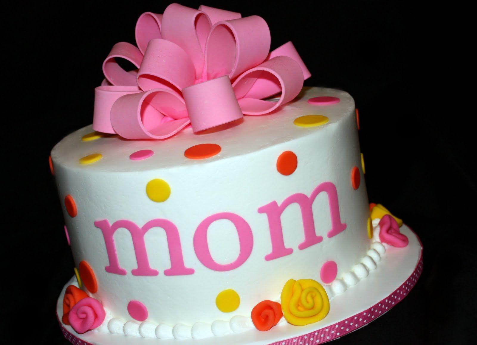 Birthday Cake For Mom  fun cakes Mom Birthday Cake fun cakes