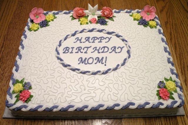 Birthday Cake For Mom  line Wallpapers Shop Happy Birthday Cake