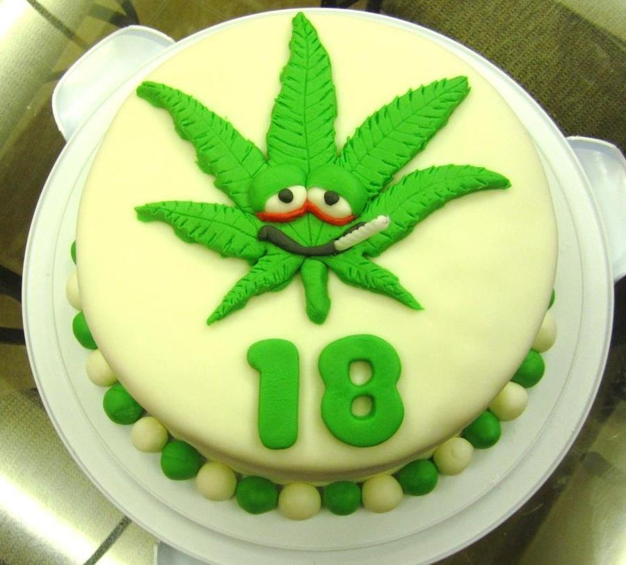 Birthday Cake Kush  Weed Birthday Cake