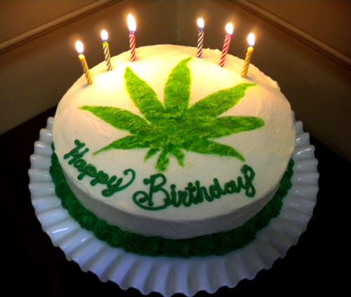 Birthday Cake Kush  A collection of Weed Birthday Cakes
